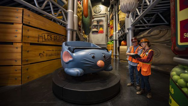 """Disney Will Open A """"Ratatouille"""" Ride In Epcot Next Summer, And We Want To Be First In Line"""