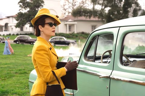 ratched on netflix sarah paulson as mildred ratched