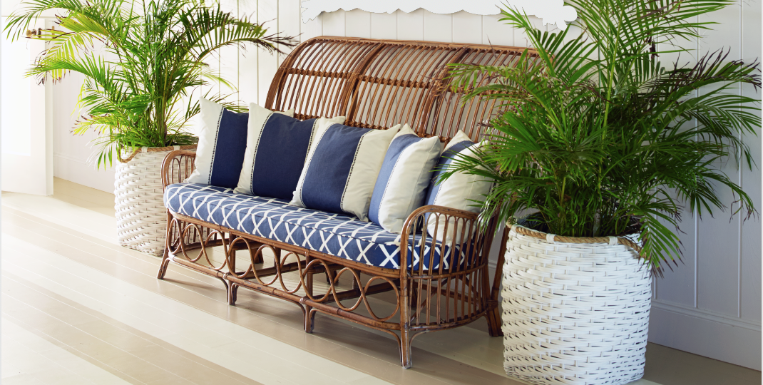 Our Style Editors' 26 Favorite Rattan Furniture Picks for a Well-Collected Home