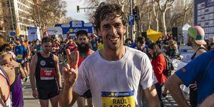 raul gonzalez blanco media maraton barcelona