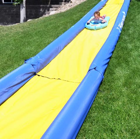 Target Is Selling a 20-Foot Waterslide for Endless Hours of Summer Fun