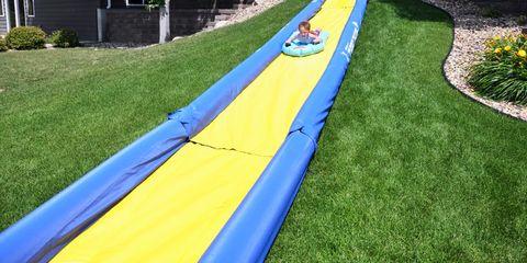 Rave Sports Turbo Chute 20-Foot Water Slide