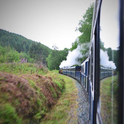 Ravenglass Eskdale Railway