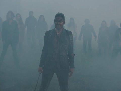 Mist, Atmospheric phenomenon, Fog, Haze, Standing, Atmosphere, Morning, Sky, Cloud, Darkness,
