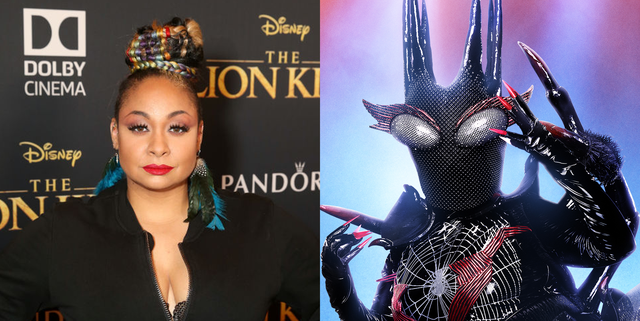 Who Is the Black Widow on The Masked Singer? Twitter Has a Solid Theory