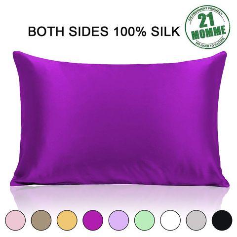 14 Best Silk Pillowcases For Better Hair And Skin 2019
