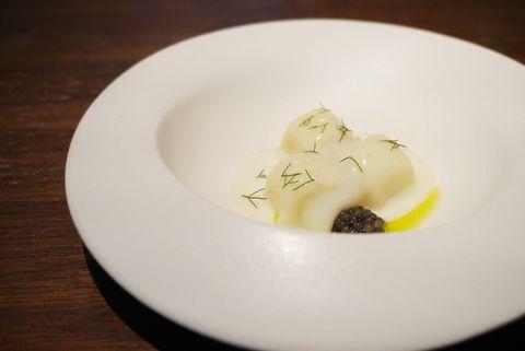 米其林二星餐廳raw夏季菜單以「酸」貫穿菜單!西瓜綿、破布子搭配魚鮮巧妙入菜