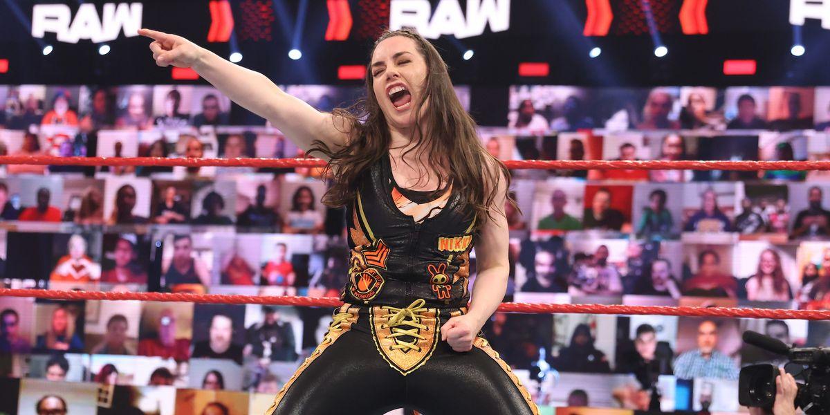 Nikki Cross reveals how she spent her time away from WWE TV