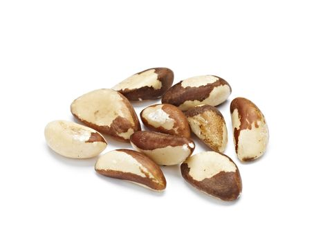 Raw Braziil Nuts