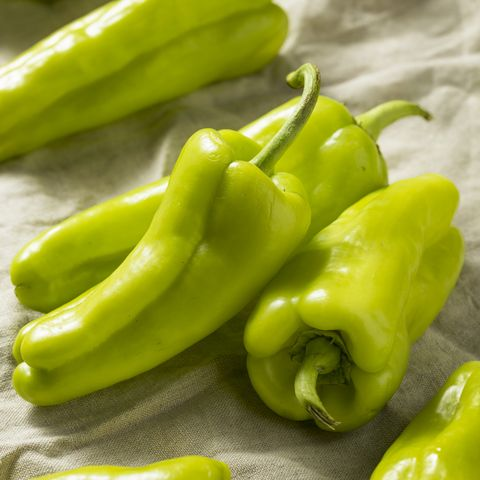 Cubanelle Peppers - Types of Peppers
