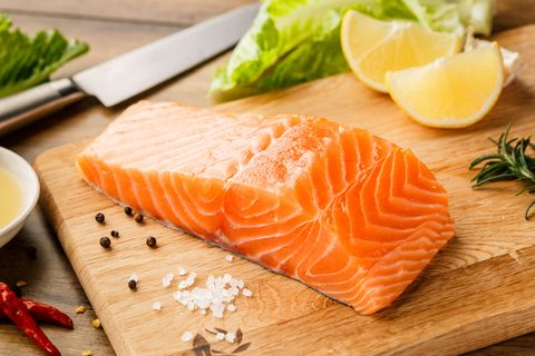 foods for runners   salmon