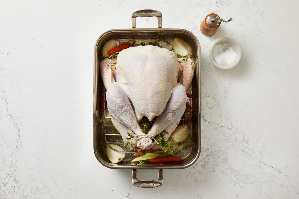 What to Know Before Cooking Your Turkey Upside Down