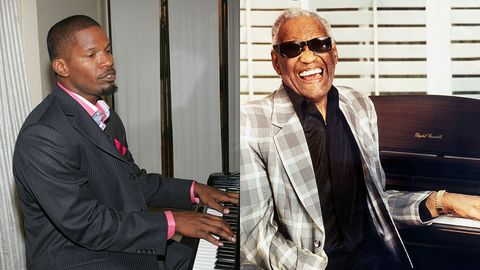 jamie foxx and ray charles