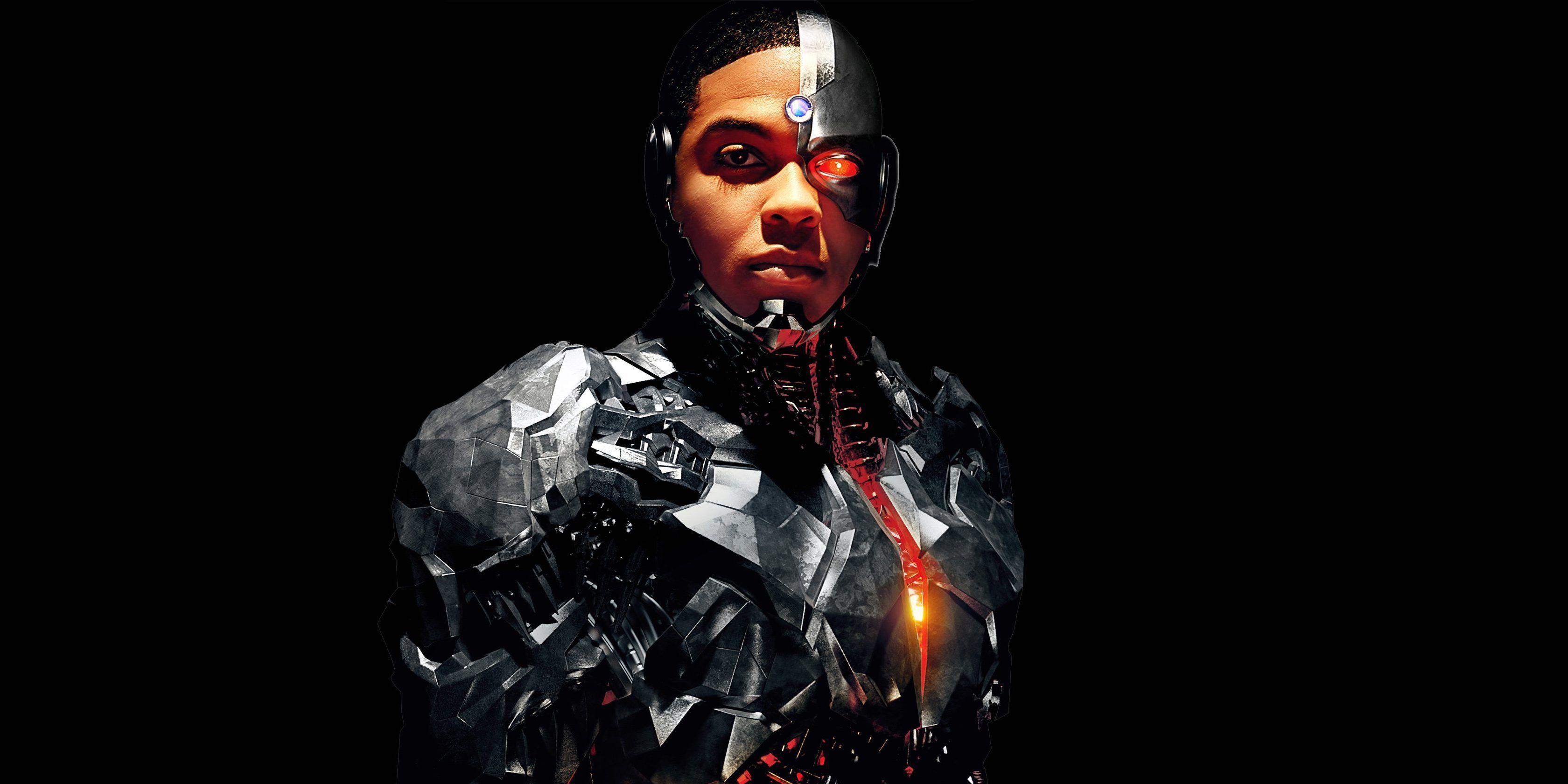 Ray Fisher Walter Hamada Warner Bros. Cyborg  Joss Whedon