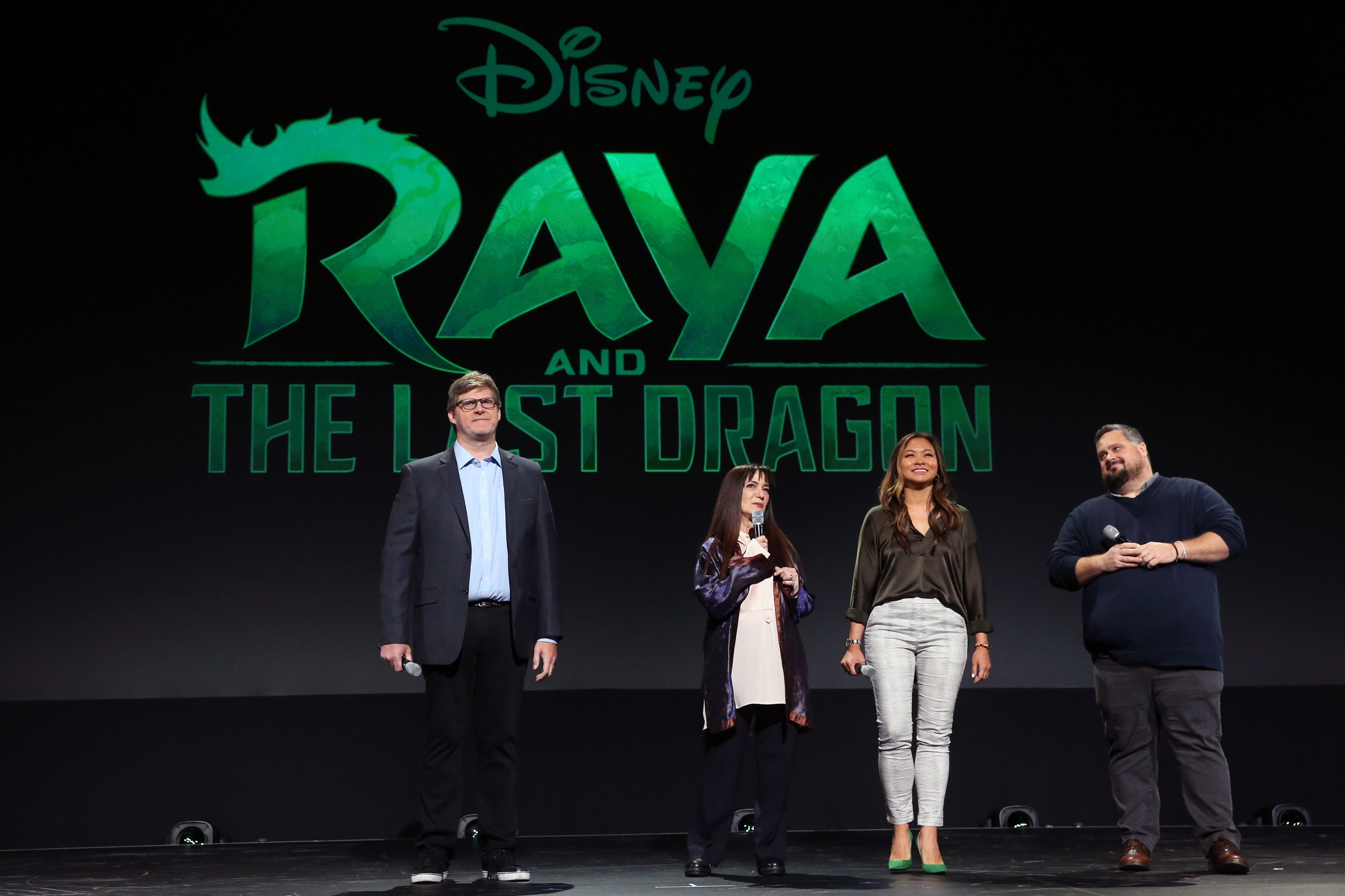 Disney announces new animation Raya and the Last Dragon from Crazy Rich Asians writer