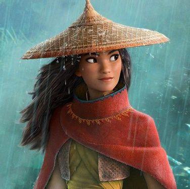 raya and the last dragon adventure disney