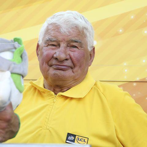 Tour de France Legend Raymond Poulidor Dies at 83