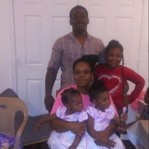 rayshard brooks with his family