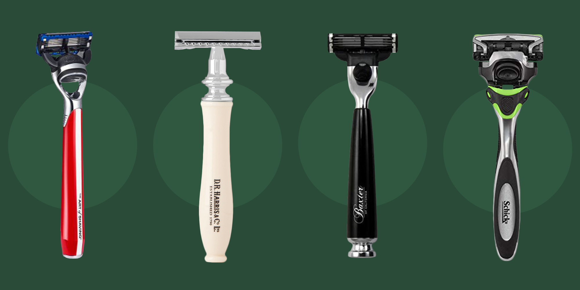 The 10 Best Razors to Keep Your Face Stubble-Free This Spring