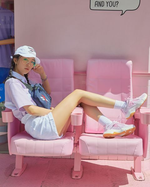 Reebok推出韓國最夯鞋款