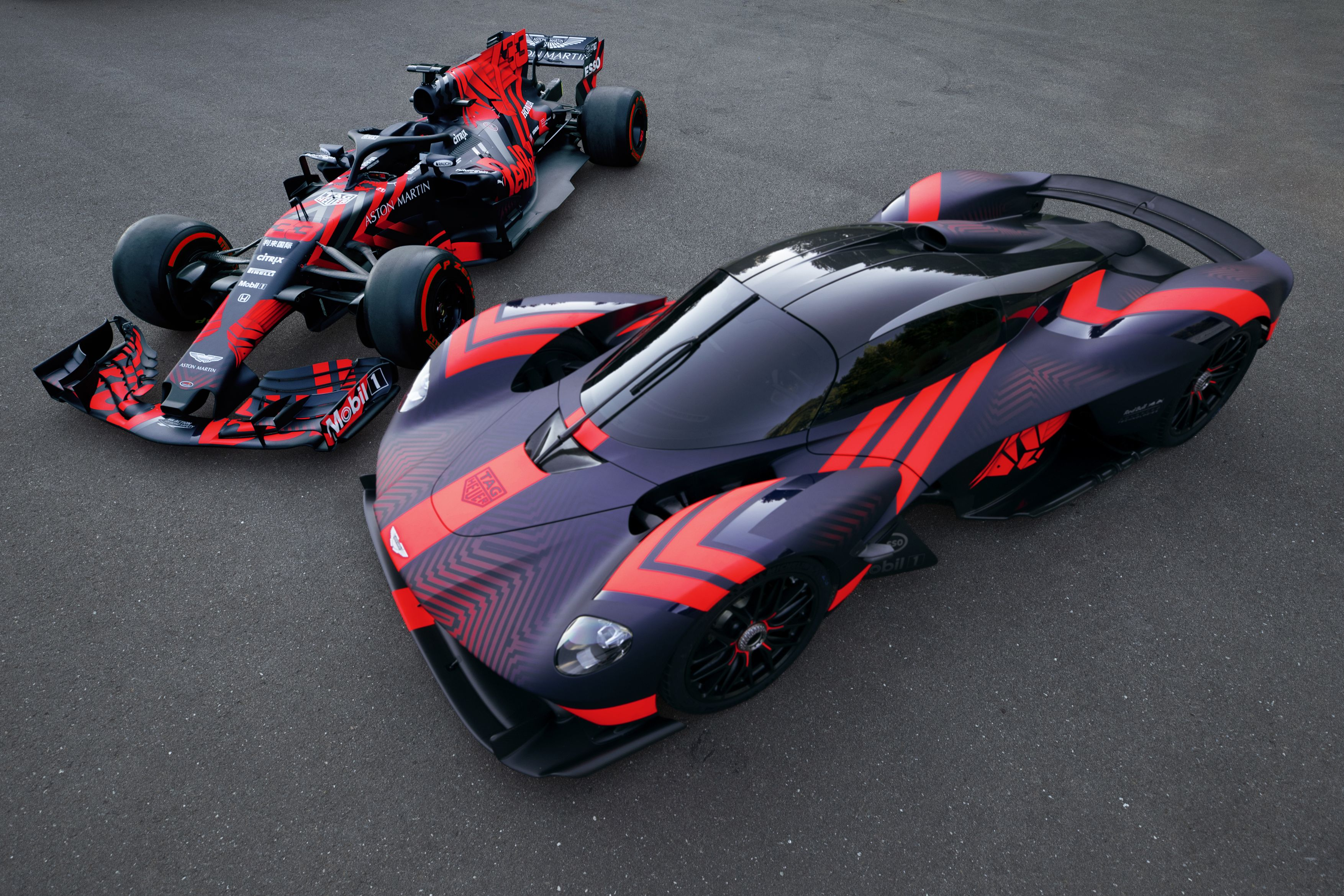 Aston Martin Cancels Plan To Race Valkyrie At Le Mans