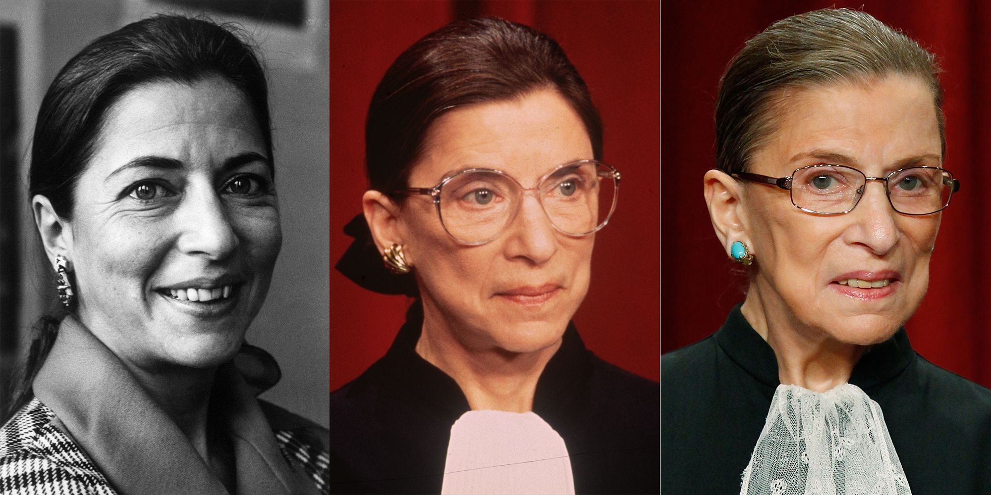 Supreme Court Justice Ruth Bader Ginsburg's Life in Photos