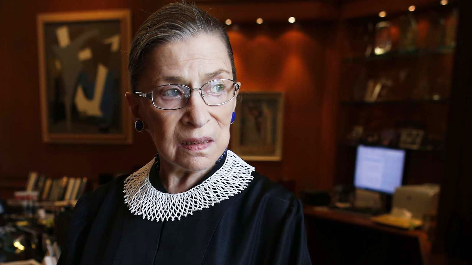 Ruth Bader Ginsburg Movies And Tv Shows To Binge Right Now