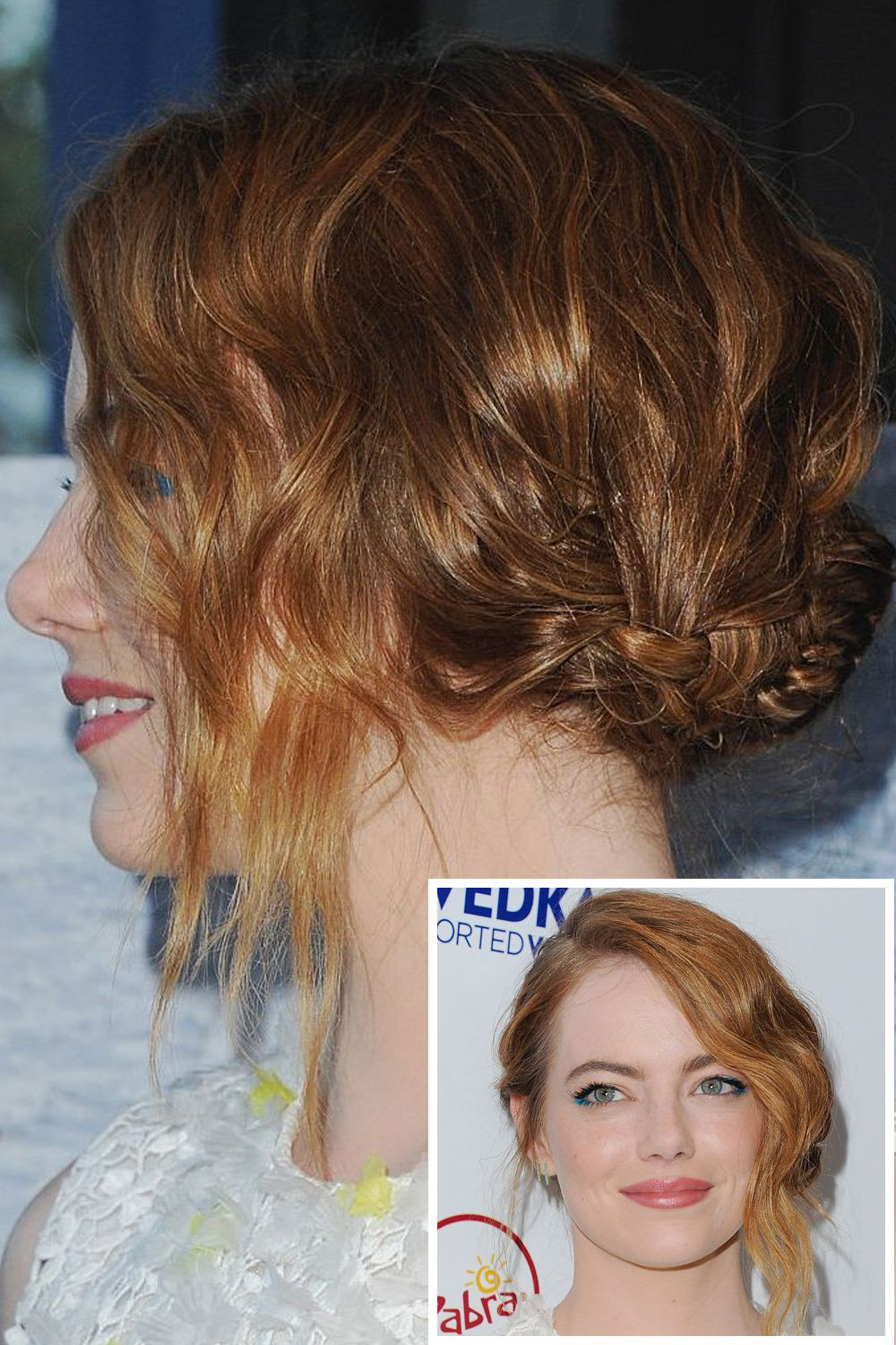 13 Easy Updos For Short Hair Best Short Updo Hairstyles To Try