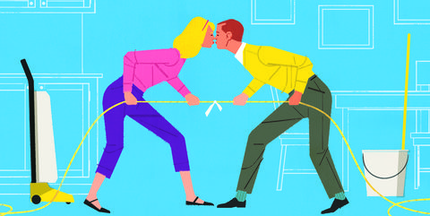 how to negotiate and stop fighting with your husband