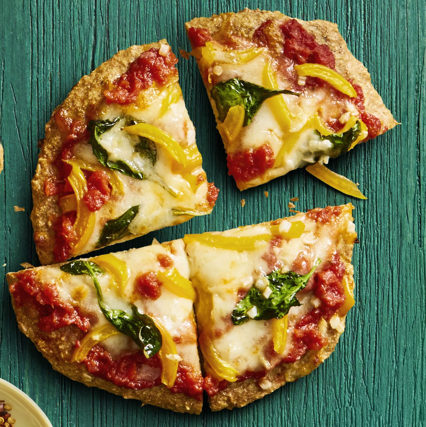 3 Shockingly Good-For-You Pizzas To Make Tonight