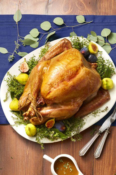 Classic Roast Turkey Recipe