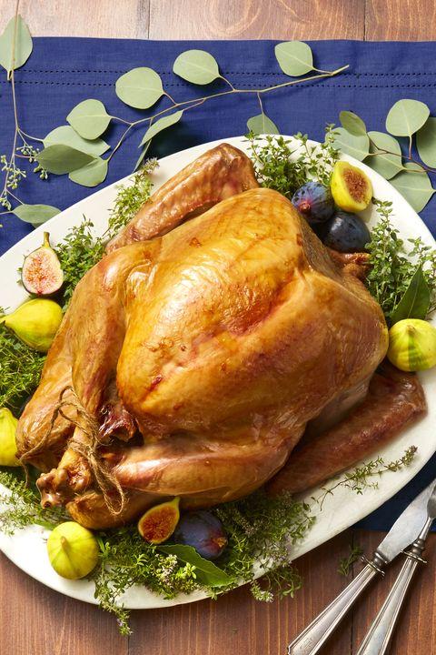turkey recipes —classic roast turkey