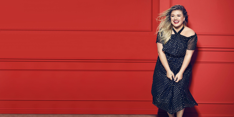 How Kelly Clarkson Found Her Joy - Kelly Clarkson Redbook Cover Star