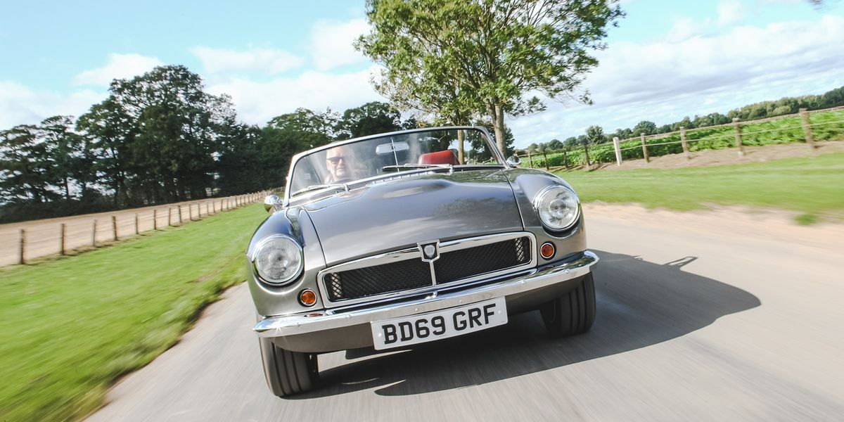 Electric MGB Is Another Glimpse of Our 'Gattaca'-Style Automotive Future