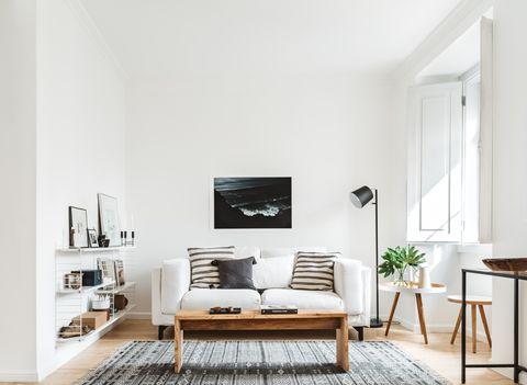Apartamento reformado en Lisboa