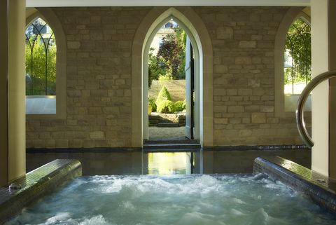 vitality pool at the royal crescent hotel  spa