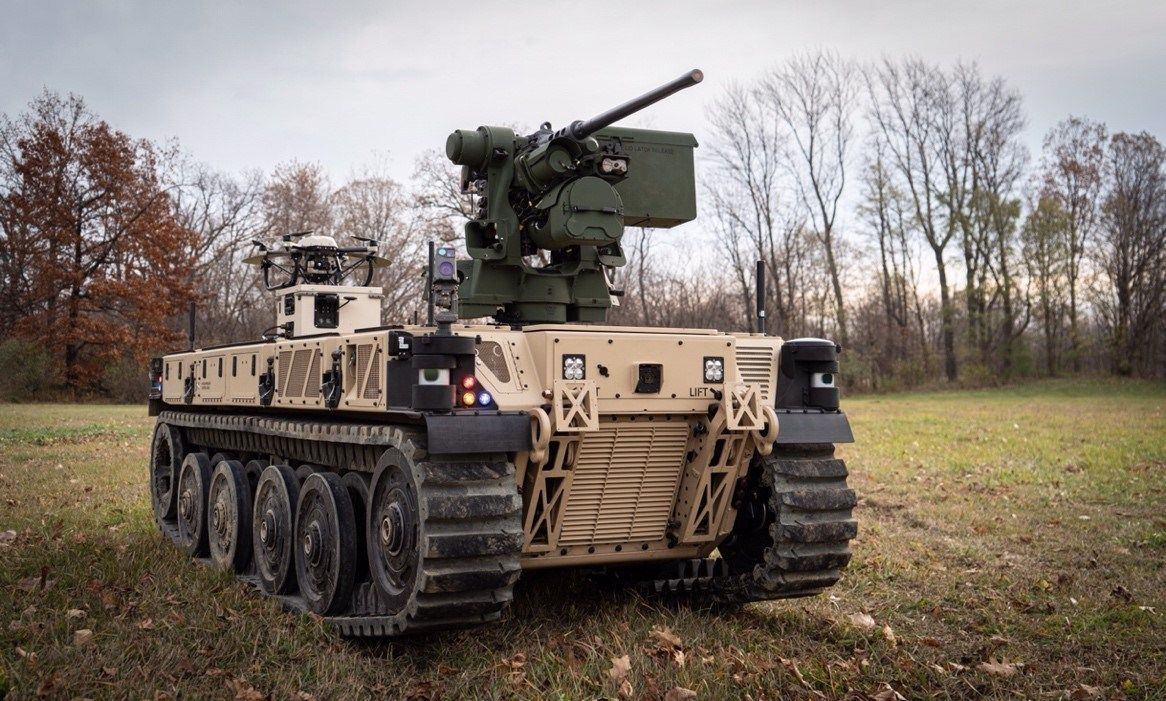 The Army Is Forming a Whole Family of Armed Robot Tanks