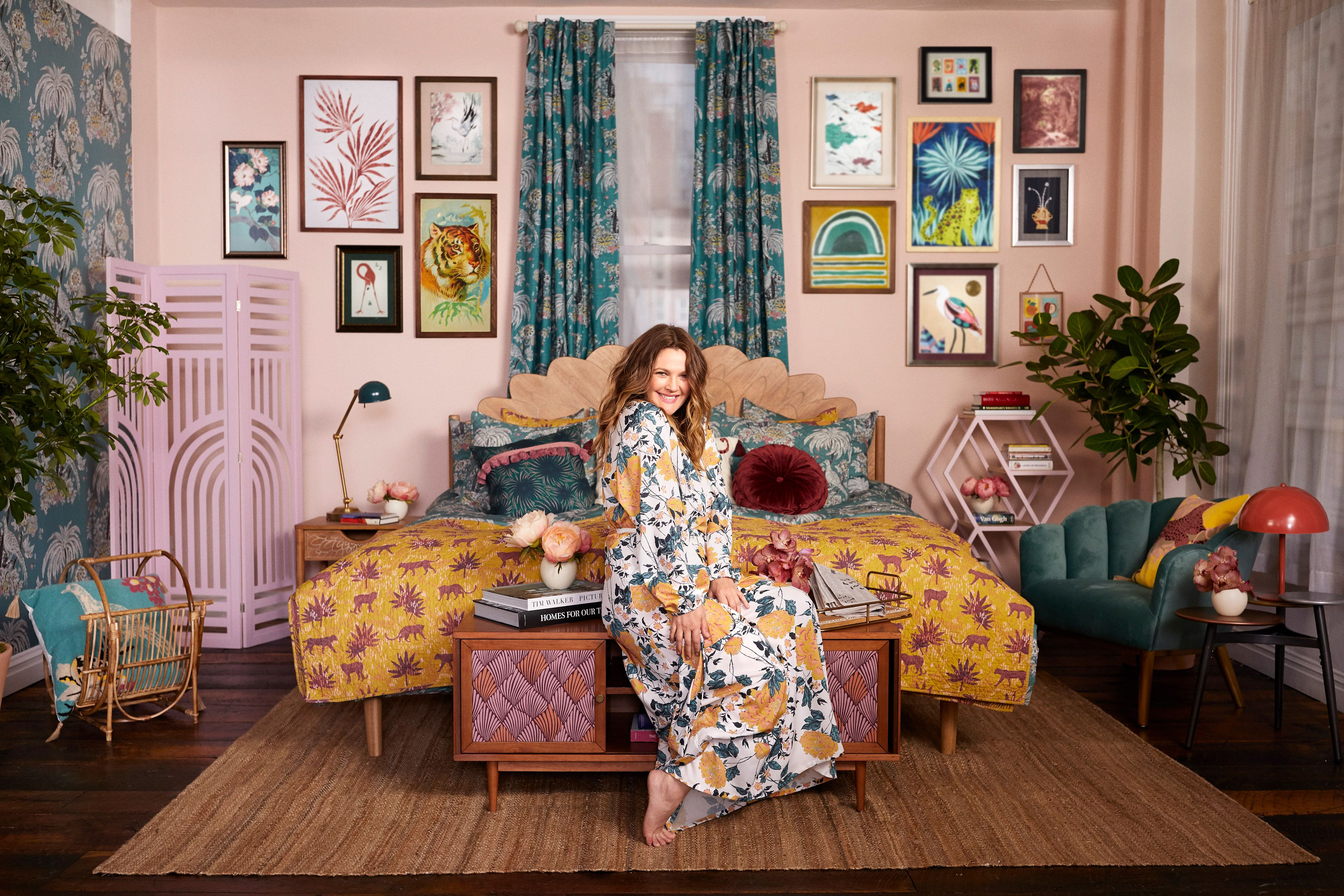 Drew Barrymore's Flower Home Collection Is on Sale Right Now