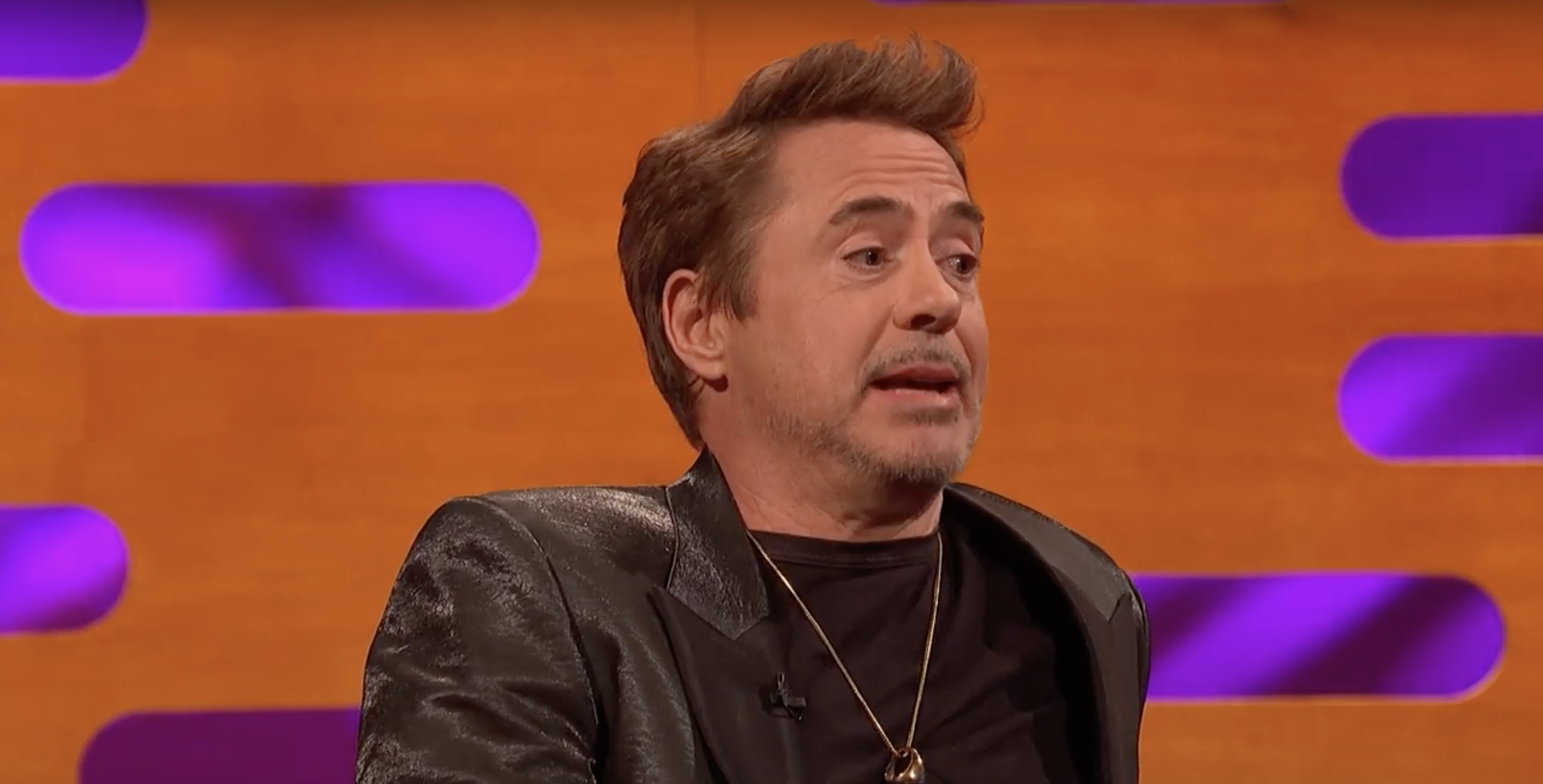 Marvel's Robert Downey Jr reveals he's basically become Dr Dolittle in real life now too