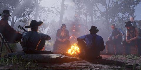 Atmospheric phenomenon, Campfire, Fire, Ritual, Heat, Bonfire, Event,