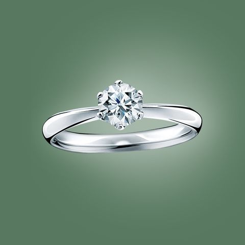 ラザール ダイヤモンドのエンゲージリング「カリヨン」