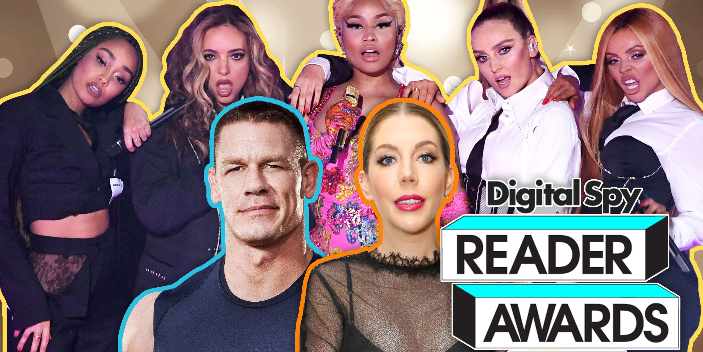 Little Mix, Nicki Minaj, John Cena, Katherine Ryan