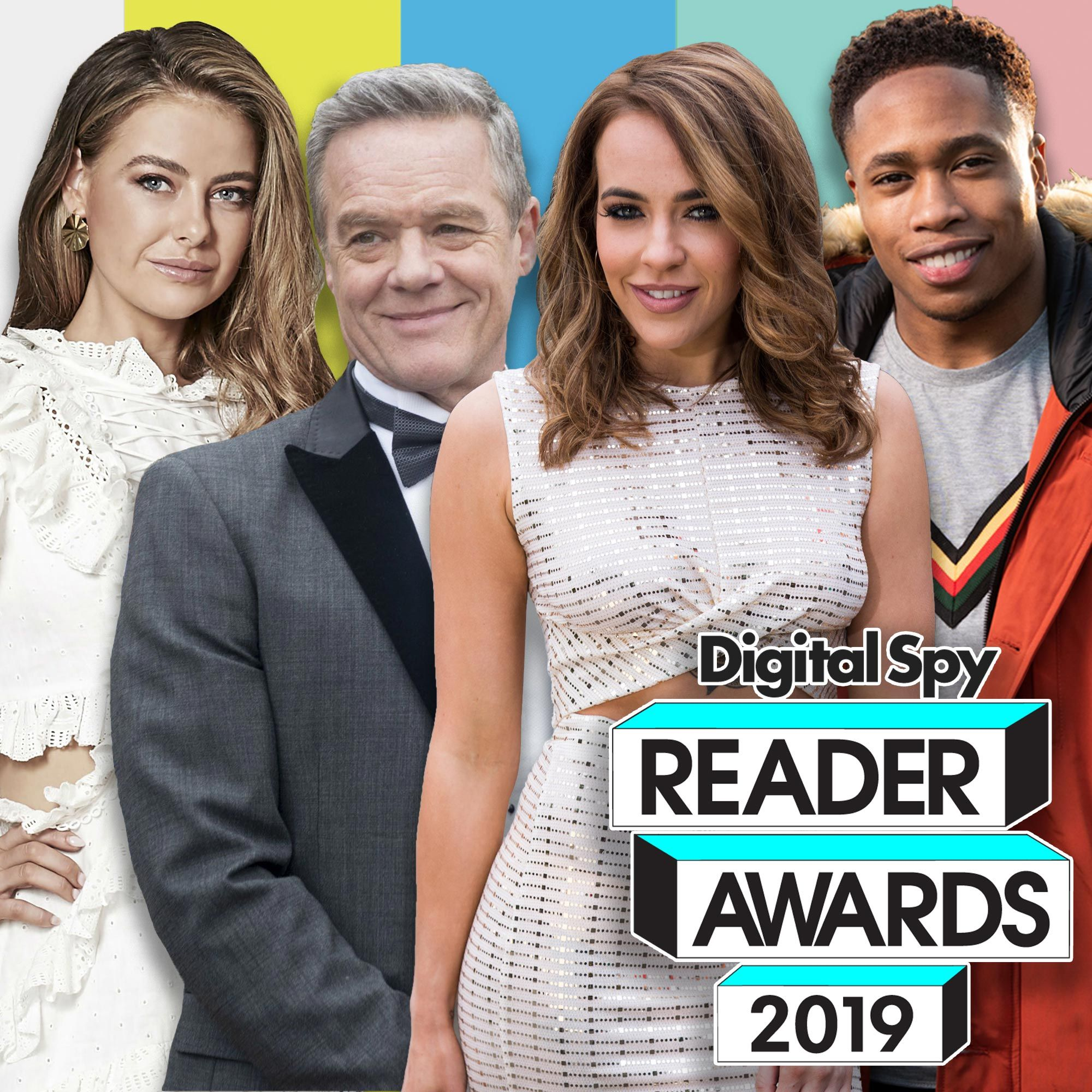 It's (nearly) a clean sweep for Hollyoaks in the Digital Spy Reader Awards for soaps 2019