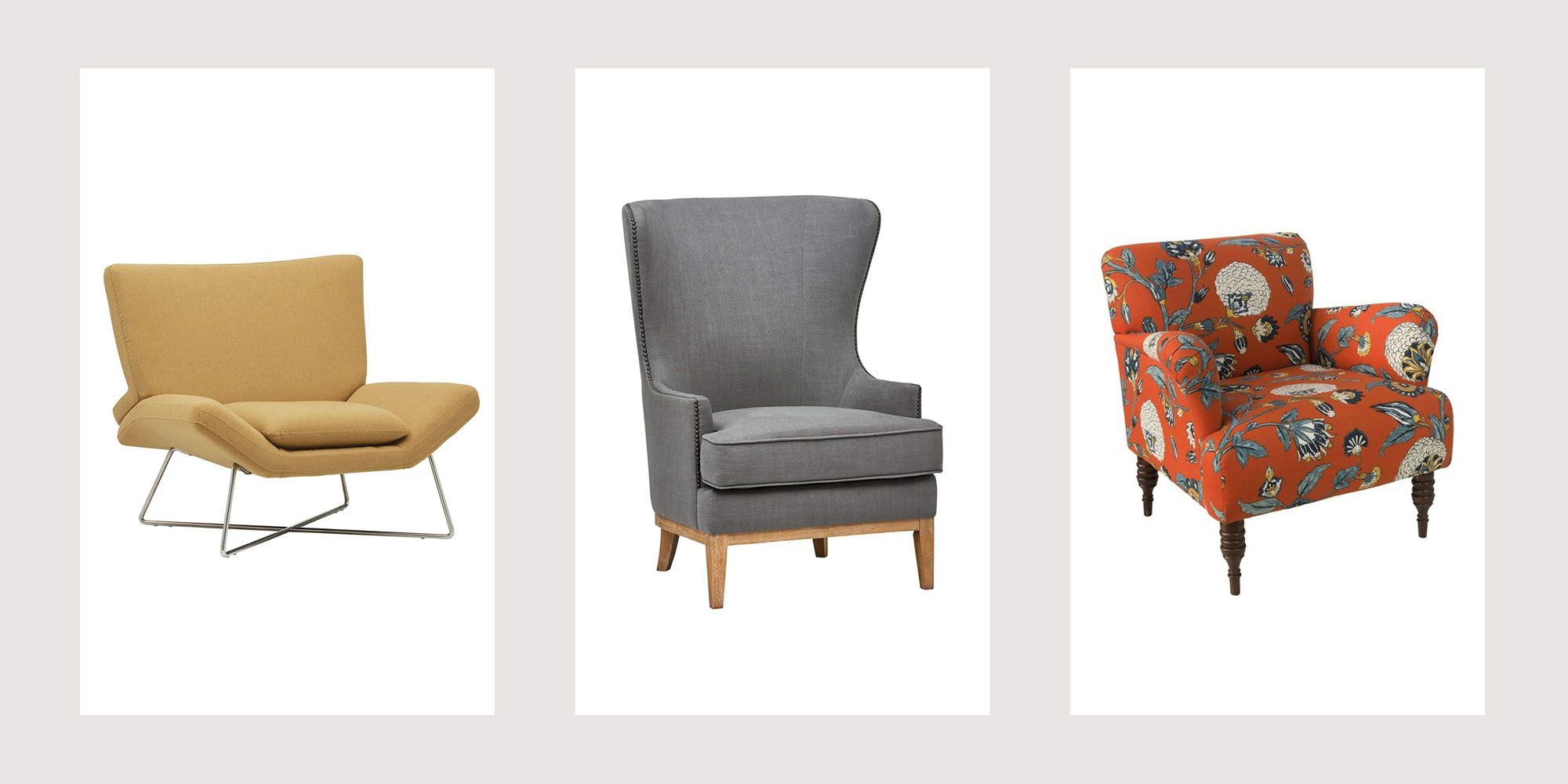 image & 20 Best Reading Chairs - Oversized Chairs For Reading