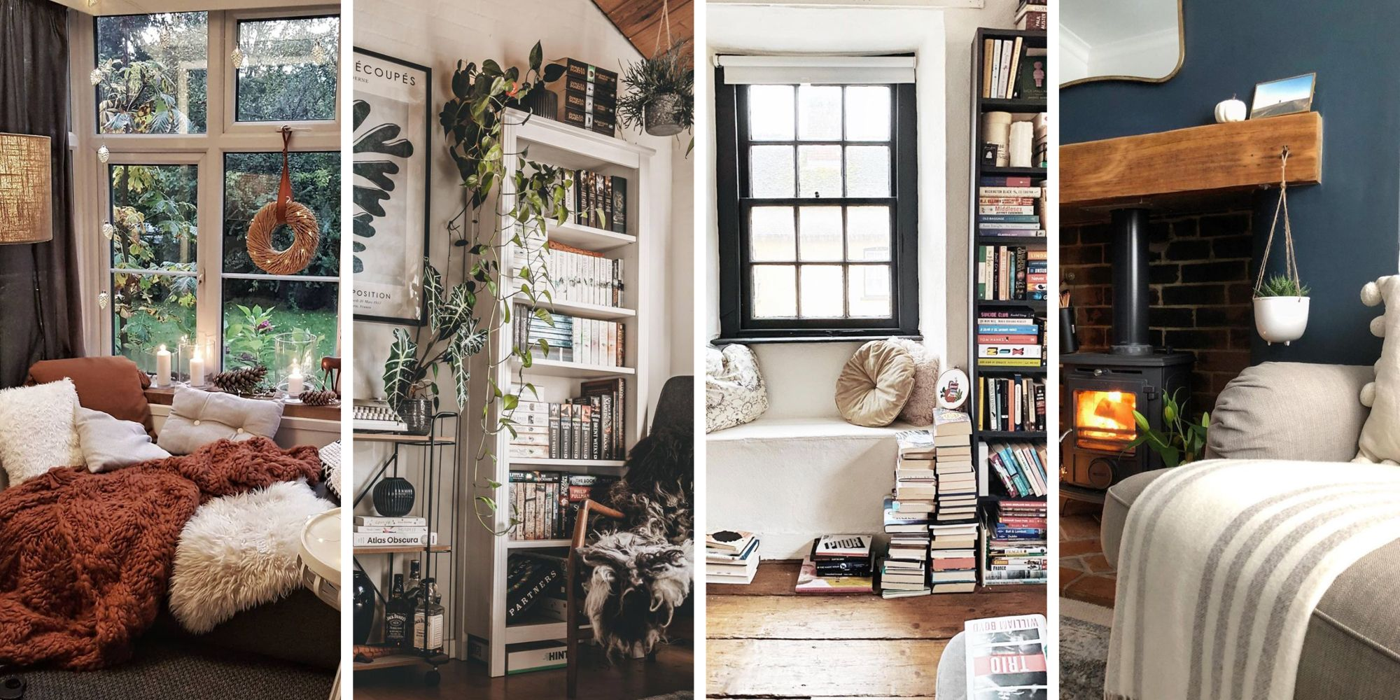 25 Cozy Reading Nook Ideas For Small Spaces 2021