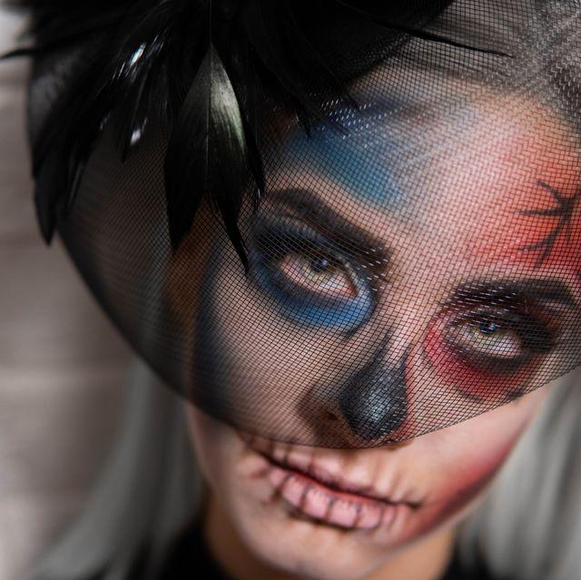 Cute Halloween Eye Makeup.30 Best Halloween Makeup Ideas Makeup Looks Tutorials For Halloween