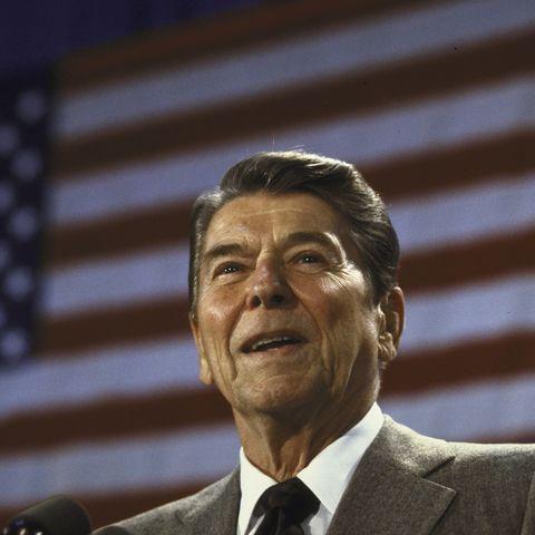 Linda Chavez [Misc.];Ronald W. Reagan