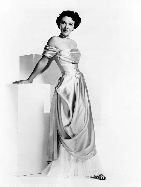 Reagan, Nancy - Schauspielerin, USA/ undatiert