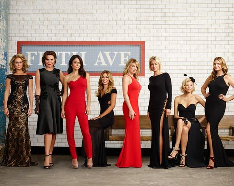 A Definitive Ranking Of Every Vacation The Real Housewives Of New York Have Ever Taken