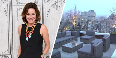 real housewives new york luann d'agostino penthouse